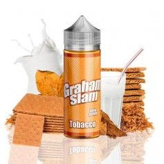 Graham Slam Tobacco 100ml - The Mamasan
