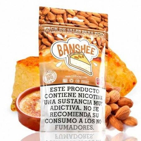 Pack Banshee + NikoVaps 30ML - Oil4vap Sales