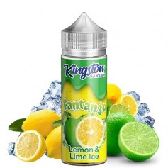 Lemon Lime Ice 100ml - Kingston E-liquids