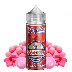 Strawberry Chews 100ml - Kingston E-liquids