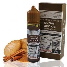 Cinnamon Sweet Sugar Cookie 50ml - Glas Basix Series