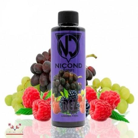 Aroma Rez 30ml - Nicond by Shaman Juice