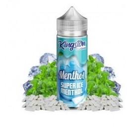 Super Ice Menthol 100ml - Kingston E-liquid
