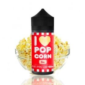 I Love Popcorn 100ml - Mad Hatter