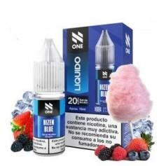 Hizen Blue NicSalts 10ml - N-One