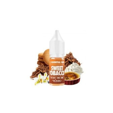 Sweet Tobacco 10ml - Essential Salts by Bombo