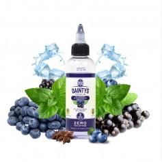 Blueberry Blackcurrant Menthol 80ml - Dainty´s Premium