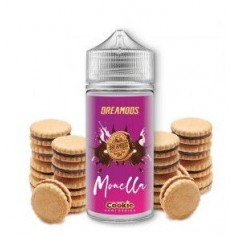 All Star Cookie Monella 100ml - Dreamods