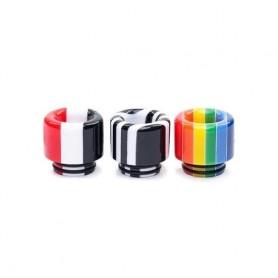 """Drip Tip 810 Resine Epoxy """"Colores Sólidos"""""""