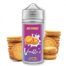 All Star Cookie Vanilla's 100ml - Dreamods
