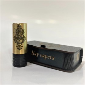 Mech Mod Engraved 21700 - Kay Vapers