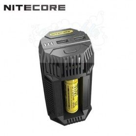 Cargador Nitecore V2