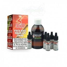 Pack Base + Nicokits 3mg 200ml - Oil4vap