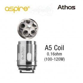 Resistencia A5 Athos - Aspire