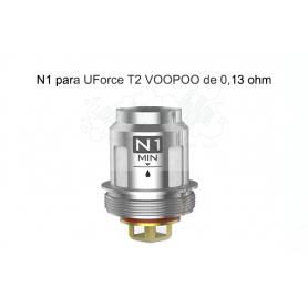 Resistencia para Uforce Coil N1 - Voopoo