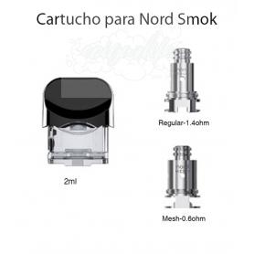 Nord Cartridge 2 ml - Smok