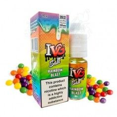 nacho Nic Salts Rainbow Blast 10ML - I VG