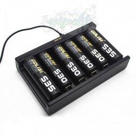 Toni Cargador Inteligente USB Needle 6 - Golisi