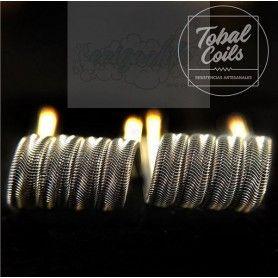 Toni Resistencia Tonel - Tobal Coils