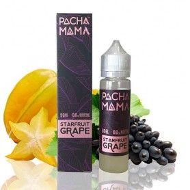 nacho Starfruit Grape 50 ML - Pachamama