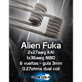 Alien Fuka 0.27 Ohm - Chus Coils