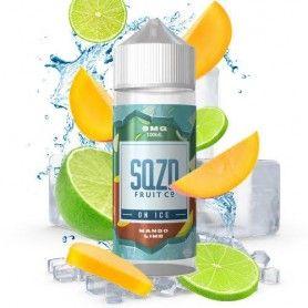 Mango Lime On Ice 100 ML - Sqzd Fruit Co