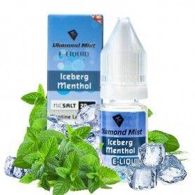 Nic Salt Iceberg Menthol 10ML - Diamond Mist