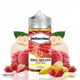 Straw-Nana 100ML – Heaven Haze