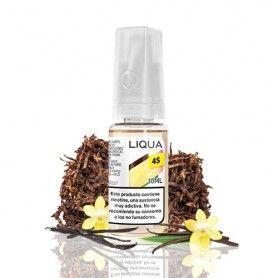 Salt Vanilla Tobacco – Liqua 4s