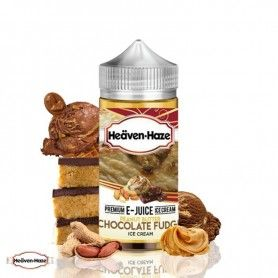 Peanut Butter Chocolate Fudge 100ML – Heaven Haze