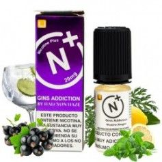 Salt Gins Addiction 10ml - Halcyon Haze