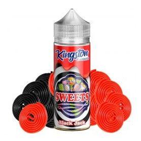 Black Jack 100ml - Kingston E-liquids