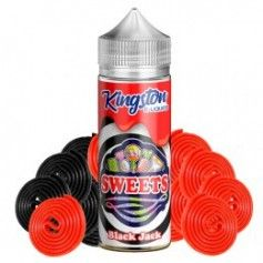 Black Jack 100ml - Kingston E-liquids