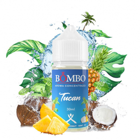 Aroma Tucan 30ml - Bombo