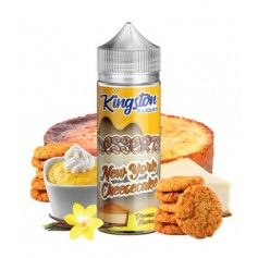 New York Cheesecake 100ml - Kingston E-liquids