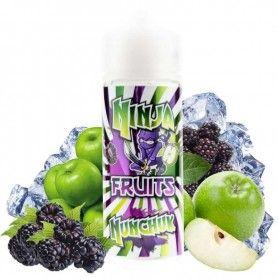 Nunchuk 100ml - Ninja Fruits