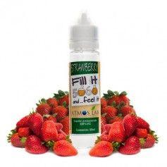Strawberry Mist TPD (50ml) - Atmos Lab